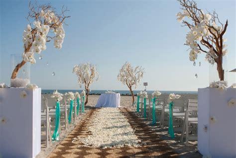 wedding theme beach wedding
