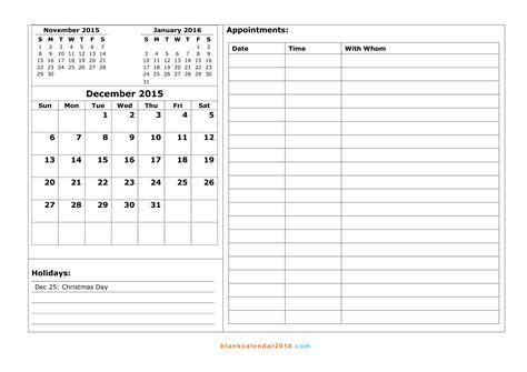 printable daily planner november 2015 9 best images of free printable november 2015 calendar