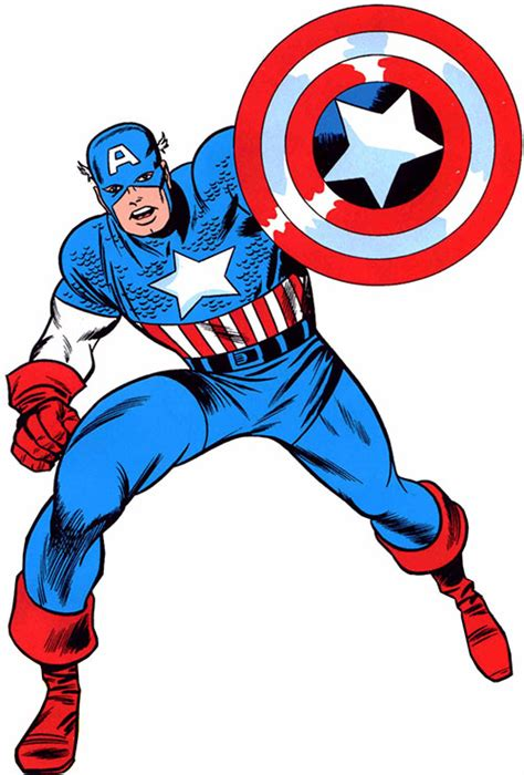 cptain america free comic clipart marvel comics captain america clipart best