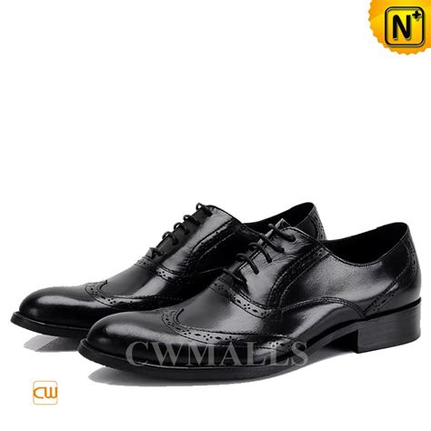 cwmalls 174 leather wingtip oxfords cw716228