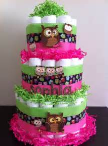 owl cakes cakes and owl baby showers on