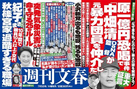 Cameron Wins Against Tabloid by Tabloid Wins Suit Against Yomiuri Yakuza Hush Money