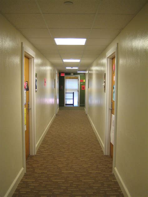 Hallway Paint Colors | residence life truman state university