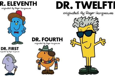 dr tenth doctor who roger hargreaves books the 12 doctors become roger hargreaves mr characters