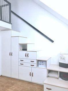 meubles sous combles 815 escalier rangement 224 pas japonais pour la surface