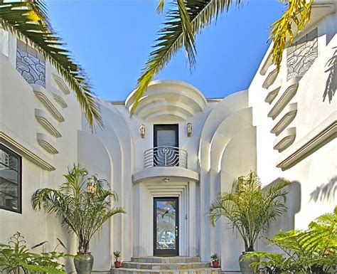 art deco homes art deco home in los angeles los angeles ca photo gallery