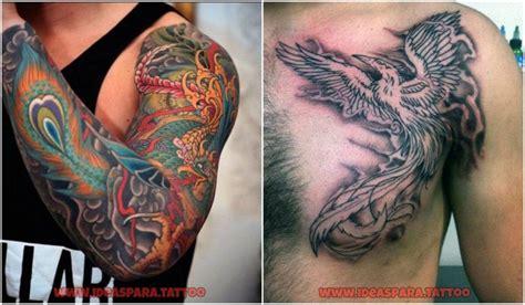 imagenes tatuajes fenix tatuajes ave fenix ideas para tatuajes de hombre