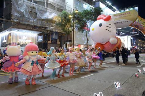 hong kong new year parade route 2016 hong kong intl new year parade 2016
