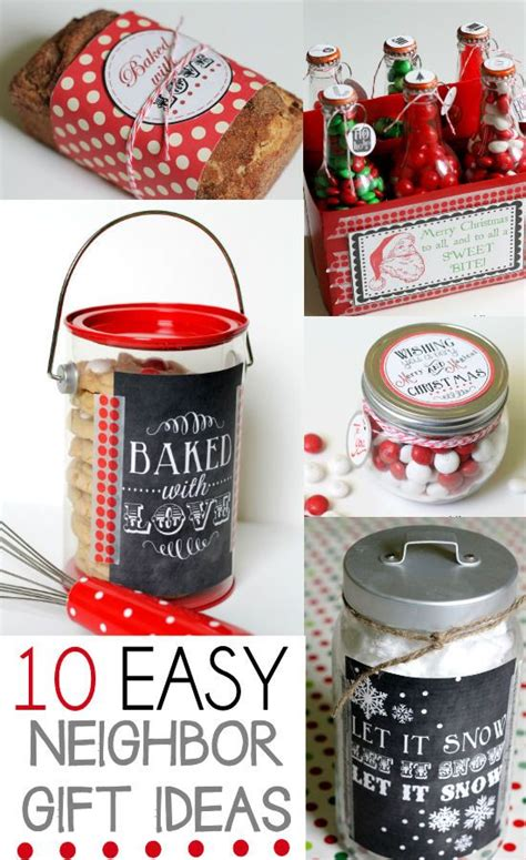 10 neighbor gift ideas xmas ideas pinterest neighbor
