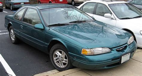 books about how cars work 1997 ford thunderbird windshield wipe control file 89 95 ford thunderbird jpg wikimedia commons