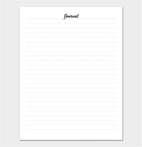 lined paper template lined papers word