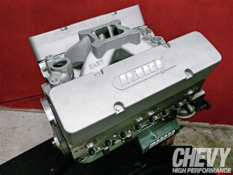 434ci Small Block Engine Build Chevy High Performance