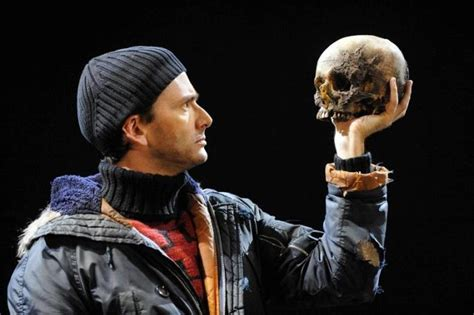 david tennant yorick now for secrets of shakespeare s bones the times
