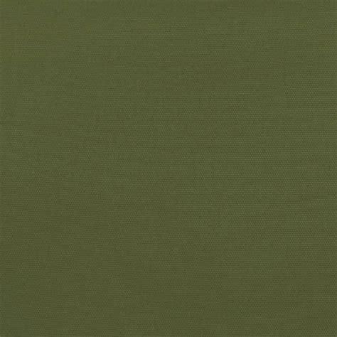 Cotton Upholstery Fabric Amara Khaki Green Plain Cotton Fabric