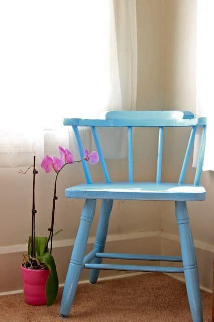 repeindre une chaise repeindre des chaises en bois 233 et conseils pratiques