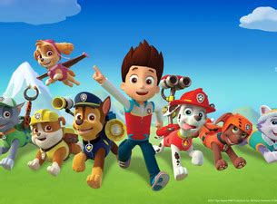 Mainan Track Paw Patrol Rescue Run Racing No 229 22 paw patrol live race to the rescue tickets uk family shows show times details