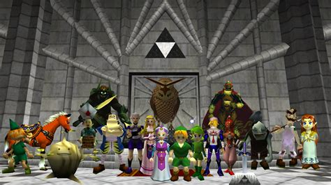 ocarina of time clutzy cooking cupcakes a z z is for