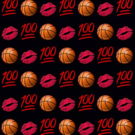 emoji lips wallpaper basketball lips emojis emoji wallpaper lockscreen