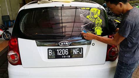 Sticker Stiker Mobil Dinding Serigala sticker aksesoris mobil ronita