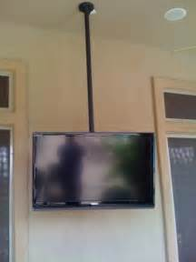 ceiling tv mounts ceiling mounted tv