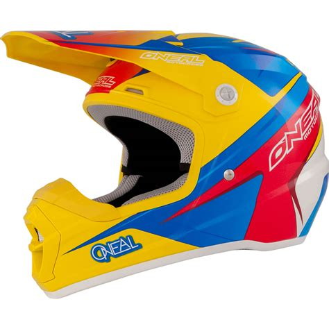 yellow motocross helmets oneal 5 series race yellow motocross helmet bike atv