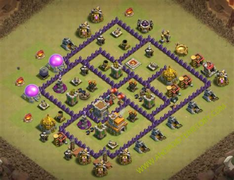 layout coc for war 10 best town hall 7 th7 war base layouts war defense