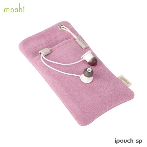 Pink Pouch moshi