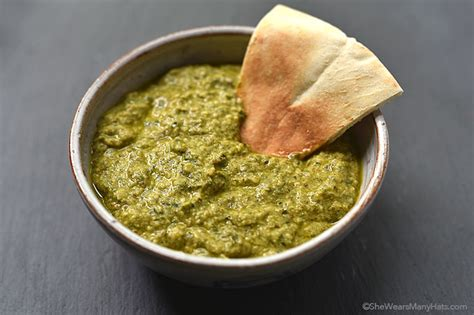 Zoes Kitchen Glen Mills by Zoes Basil Pesto Hummus Ingredients