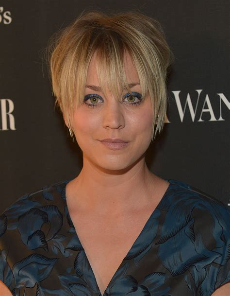 why kaley cuoco cut her hair pixie hairstyles 8 ways to style your short hair
