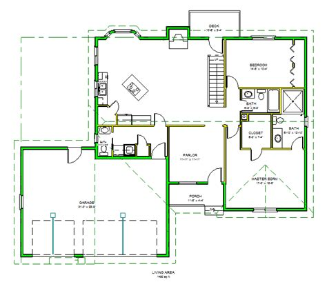 home plans with guest house