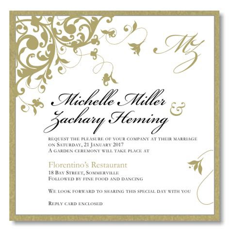 Wedding Invitation Companies by Invitation Companies Template Best Template Collection
