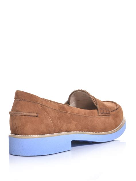suede loafers for casual loafers by prada vs macpherson