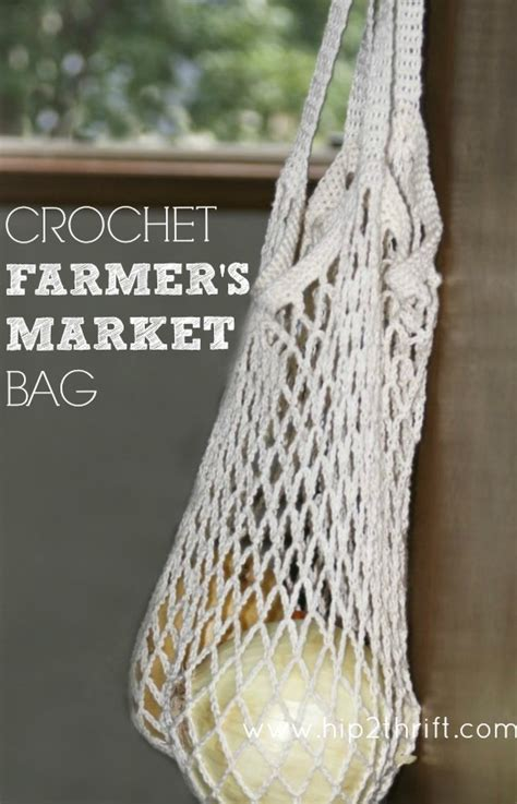 crochet farmer s market bag pattern craftaholics anonymous 174 how to crochet a bag market tote