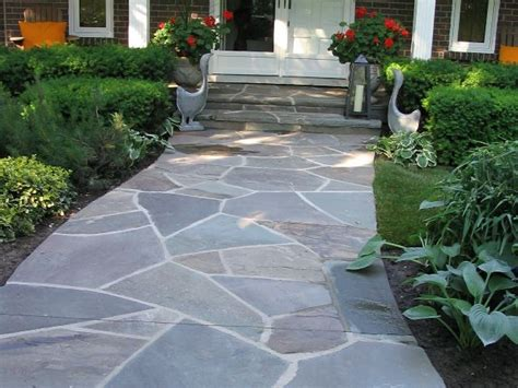 Design Ideas For Flagstone Walkways Best 25 Flagstone Walkway Ideas Only On Pinterest Flagstone Walkway And Backyard Walkway