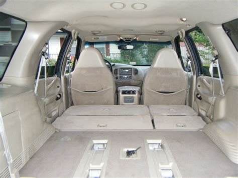 Ford Expedition Interior Dimensions 2000 ford expedition interior dimensions