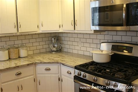 kitchen peel and stick backsplash kitchen adorable peel and stick glass tile menards