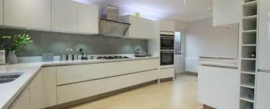 Open Galley Kitchen Designs handleless kitchens from lwk kitchens