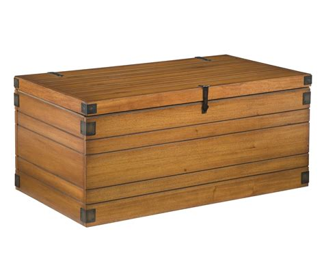 wooden storage boxes large