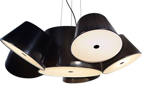 Lacquered Desk Tam Tam 5 Suspension Lamp Hivemodern Com
