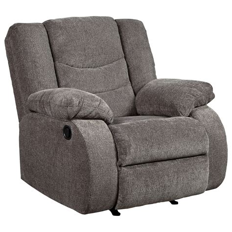 ashley furniture rocker recliner signature design by ashley tulen 9860625 contemporary