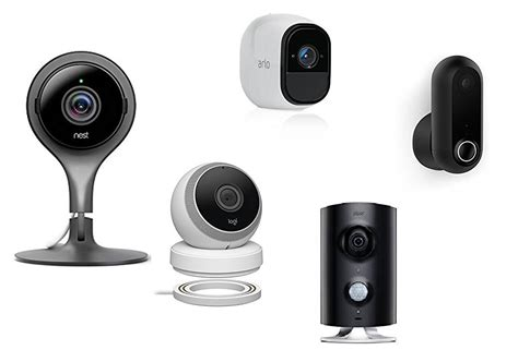 100 best home security cameras 2017 best security