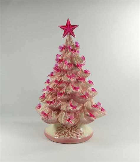 85 best images about ceramic christmas trees on pinterest