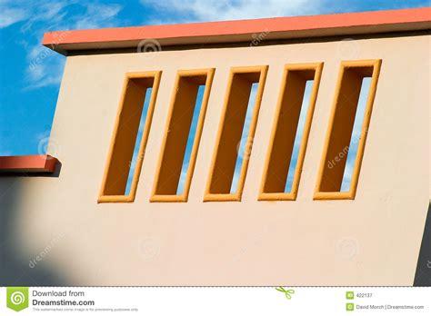 art deco balcony art deco balcony royalty free stock photography image