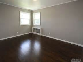 grey walls white molding dark wood floor home dream home pinterest