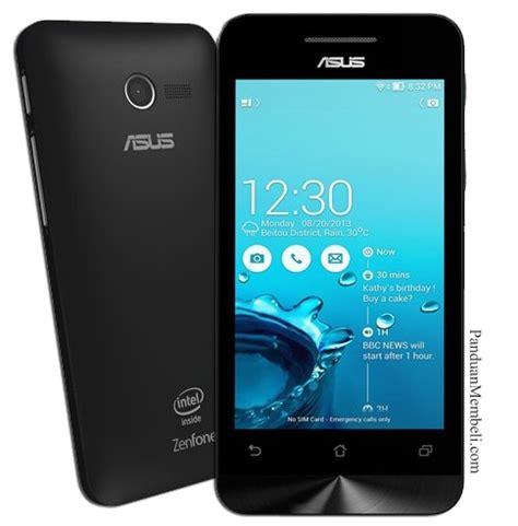 Hp Asus A400cg Asus Zenfone 4 A400cg Android Murah Fitur Mewah Panduan Membeli