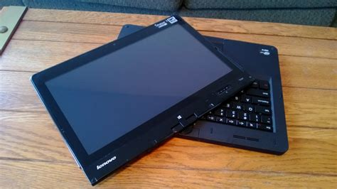 Laptop Lenovo Thinkpad Twist S230u lenovo thinkpad twist s230u review the classic pc tablet