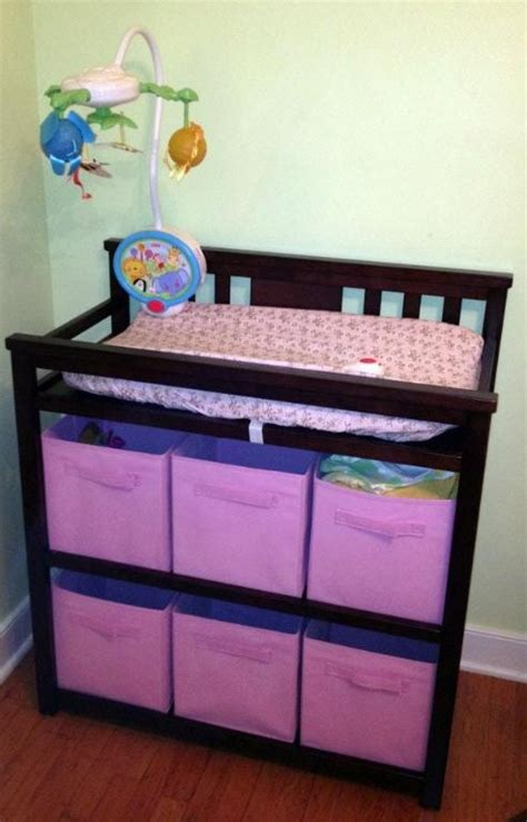 1005 Best Images About Baby Room Ideas On Pinterest Changing Table Organization
