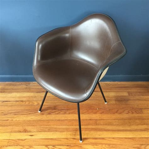 eames fiberglass shell chair restoration eames dax mid century shell chair herman miller
