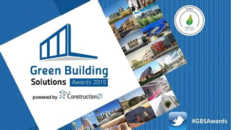 sustainable building solutions green building solutions awards 2015 8 ganadores para