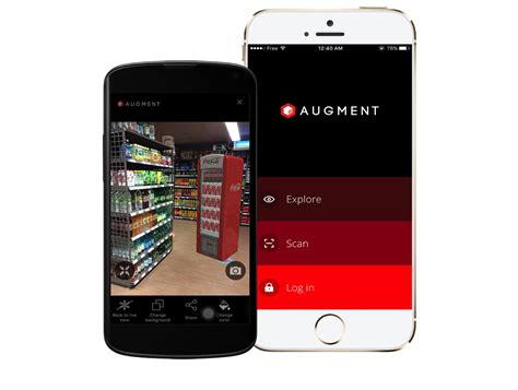 augmented reality augment enterprise augmented reality platform